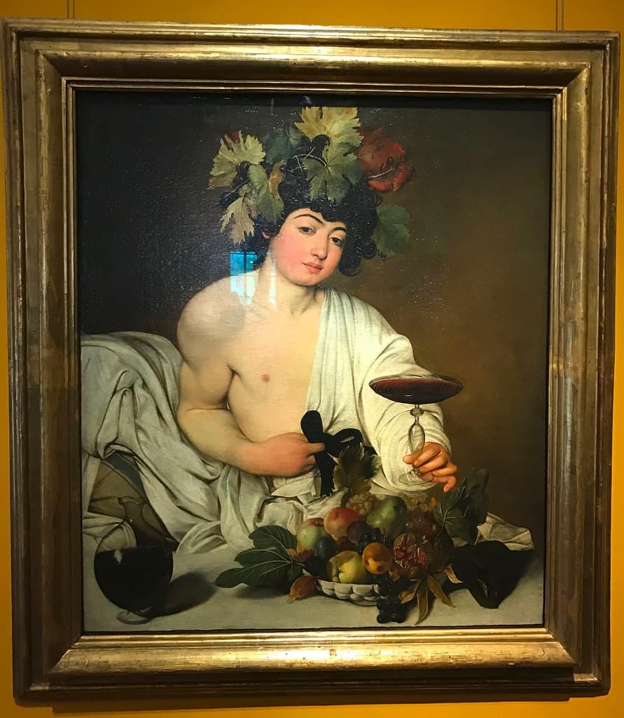 Read more about the article Il Bacco di Caravaggio: Analisi del dipinto iconico