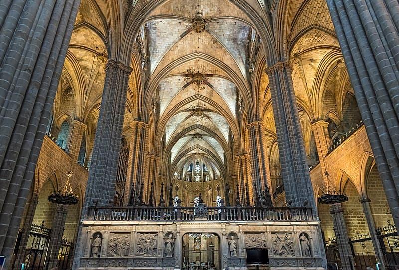 Read more about the article La Cattedrale di Barcellona e la Seu d'Urgell: Una parte stupefacente di Barcellona